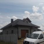 Instalacja odgromowa  - dom jednorodzinny