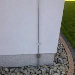 Zwód pionowy instalacji odgromowej